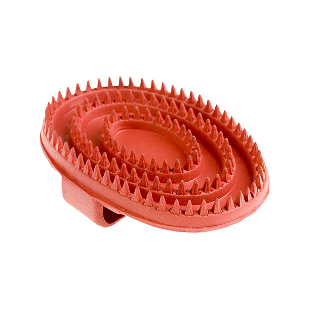 Horze Small Rubber Curry Comb