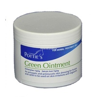 Sykes Potties Green Ointment 200gm