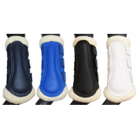 Equinenz Breathable Wool Dressage Boots