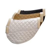 Equinenz Wickable Wool Lined Jumping Saddle Blanket