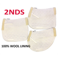 2NDS - Equinenz Wickable Wool Lined Saddle Blankets