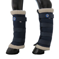 Equinenz - Wool Lined Floating Boots / Stable Boots