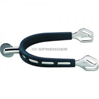 Herm Sprenger Ultra Fit Extra Grip Smooth Rowel Spurs