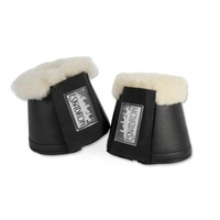 Eskadron Artificial Leather Bell Boots with Sheepskin Lining