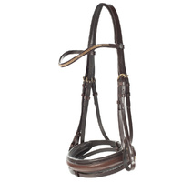 Horze Crescendo Lester Bridle - Brown
