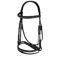 Constance Bridle - Black