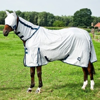 Horze Fly Rug with Detachable Neck - 6'9 ONLY