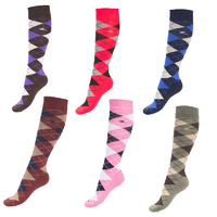 Horze Alana Thick Knee Socks - SIZE 29-35 ONLY
