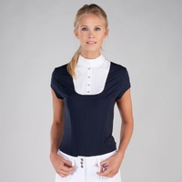 B//Vertigo Anne Ladies' Dressage Competition Shirt - XL ONLY
