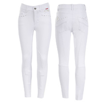 B Vertigo Olivia Girls Breeches - 12yrs ONLY