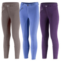 Horze Junior Full Silicone Seat Breeches