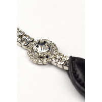Chain browband with Large Diamantés