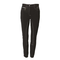 John Whitaker Winter Bling Self Seat Breeches - AU 6 / UK 22 ONLY