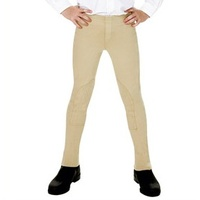 Kids Low Rise Pull On Jodhpur (Beige)
