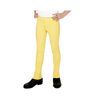 Kids Low Rise Pull On Jodhpurs (Banana)