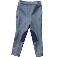 Little Lyndi Kids Denim/Navy Jodhpurs - Sizes 0-3