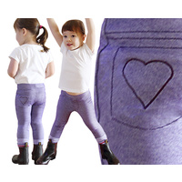 Little Lyndi Girls Wood Violet Jodhpurs - Sizes 0-3