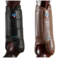 Premier Equine Air Trax Front Eventing Boots