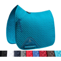 Premier Equine Plain Cotton Dressage Square Saddle Pad