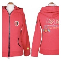 Lou Lou by Harry's Horse Paradise Pink Kids Jacket - SIZE 152/12yrs ONLY