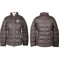 Norfolk Riding Jacket -Chocolate