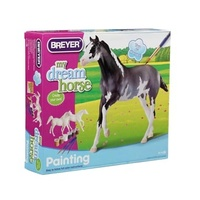Breyer Paint Your Own Horse Activity Kit - Arabian & Thoroughbred