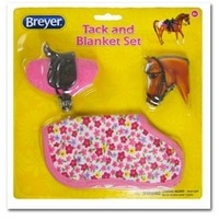 Breyer Classic English Tack & Blanket Set