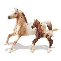 Breyer Classic Appaloosa Mare & Foal Set