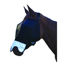Wild Horse Fly Veil w/ Ripstop Nose - 3 dart