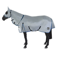Wild Horse Insect Control Mesh Rug, Hood & Ears