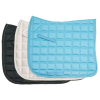 Diamanté Trim Dressage Saddle Blanket