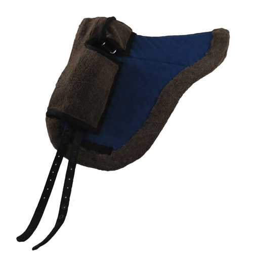 Equinenz Wool Lined Bareback Pad - Full or Pony size