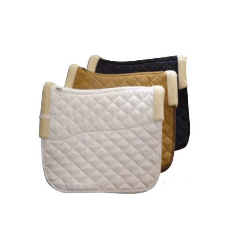 Equinenz Wickable Wool Lined Dressage Saddle Blanket