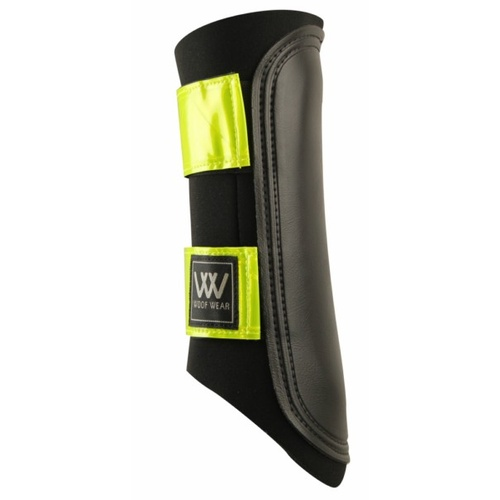 Woof Wear Reflective Club Brushing Boot