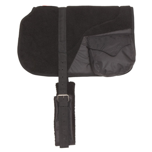 Zilco Fleece Bareback Pad