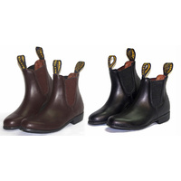 Baxter Appaloosa Riding Boots (Youth & Ladies Sizes)