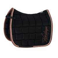 Eskadron Heritage Blackblue Cotton Performance Dressage Saddle Cloth