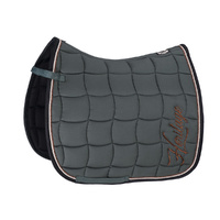 Eskadron Heritage Ashblue Cotton Performance Dressage Saddle Cloth