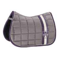 Eskadron Silver Big Square Dressage Cotton Saddle Cloth