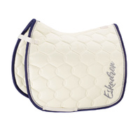 Eskadron Marshmellow Glossy Glam Dressage Saddle Cloth
