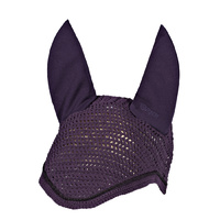 Eskadron Plum Fly Hood - PONY SIZE ONLY