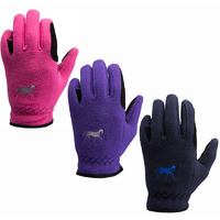 Horze Kids Fleece Gloves
