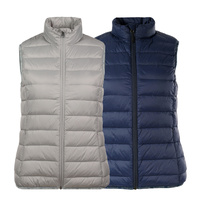 B Vertigo Carrie Ladies Down Vest