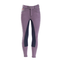 Horze Kids&Ponies Jen Kids Full Seat Breeches - SIZE 14 ONLY