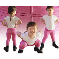 Little Lyndi Girls Paris Pink Jodhpurs - Sizes 0-3