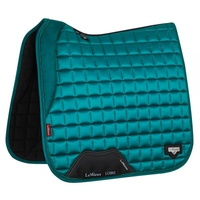 LeMieux Loire Memory Dressage Square [Colour: Peacock] [Size: Small/Medium]