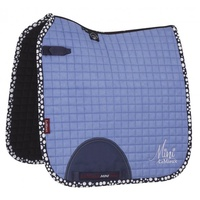 Mini LeMieux Luxury Suede Dressage Square