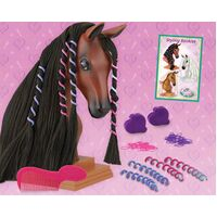 Breyer Mane Beauty Styling Head - Blaze