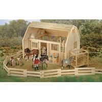 Breyer Traditional Wood Corral
