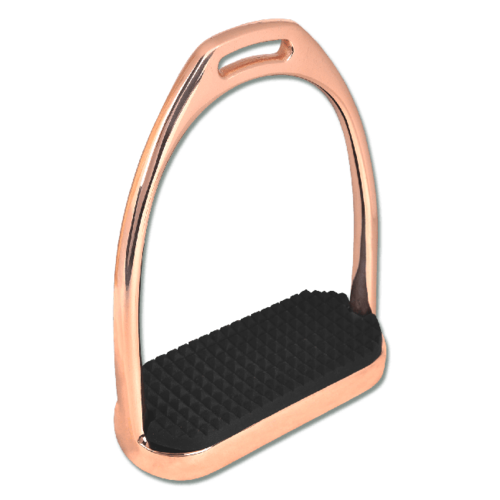Waldhausen Rose Gold Stirrups